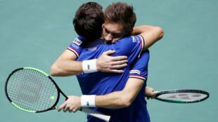 Le double français a sauvé la mise pour les Bleus face au Japon.