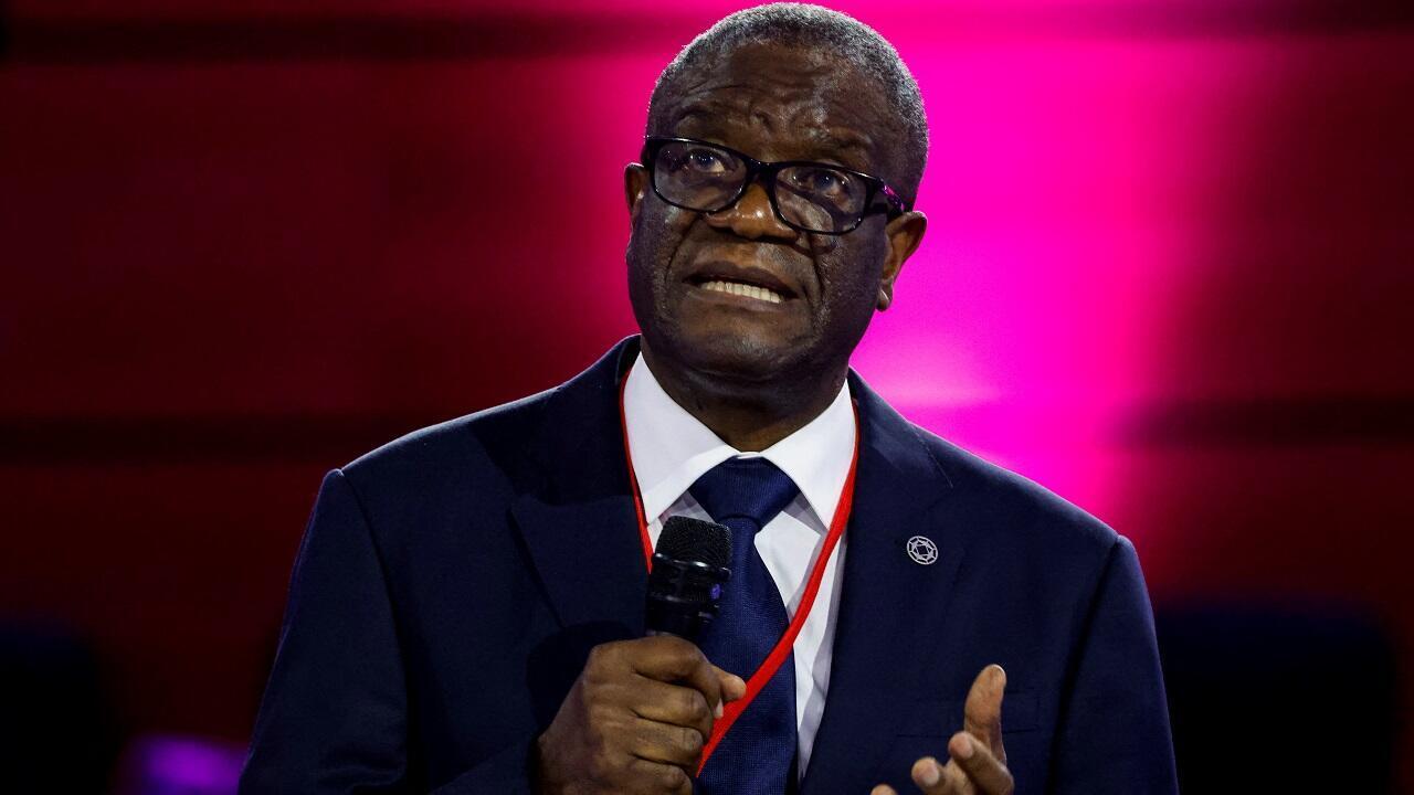 PHOTO - Denis Mukwege - 30 juin 2021