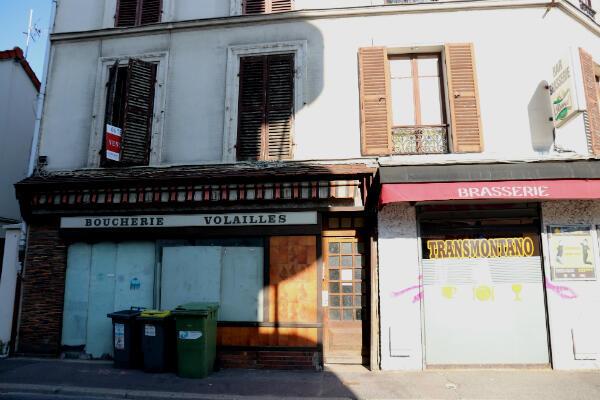 Le 45 rue Saint-Germain, à Fontenay-sous-Bois, l'ancien domicile des époux Wajs