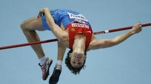 Russia's 2012 Olympic high jump Ivan Ukhov has been handed a four-year doping ban