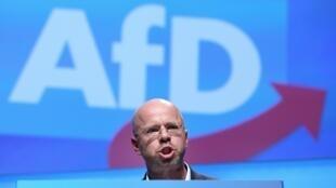 زعيم حزب البديل لألمانيا السابق في مقاطعة براندنبورغ أندرياس كالبيتز