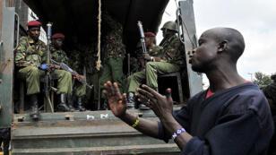 La police antiterroriste kényane est régulièrement accusée d'intimider ou de tuer des suspects, plutôt que de les arrêter