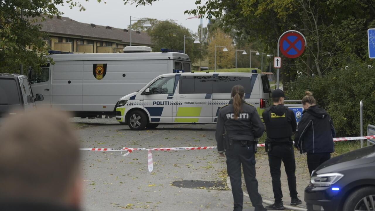 Danish submarine killer Madsen arrested after failed prison escape