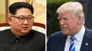 La cumbre entre Kim Jong-un y Donald Trump está planeada para el próximo 12 de junio en Singapur.
