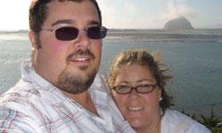 Brian Fernald et Susie Ortega.