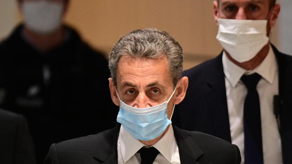 French prosecutors open probe into influence-peddling by ex-president Sarkozy