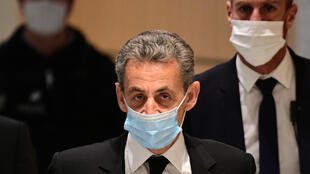 Prosecutors say Sarkozy should get a four-year prison term and serve two of them