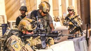 irak usa