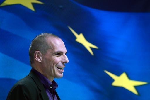 Yanis Varoufakis, ministre grec des Finances, assure que son pays ne subit plus la tutelle de la Troïka.
