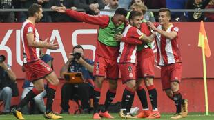 Le modeste promu Gérone a dominé le grand Real (2-1), dimanche 29 octobre.