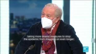 2021-01-07 10:13 France unlikely to avoid UK variant of coronavirus