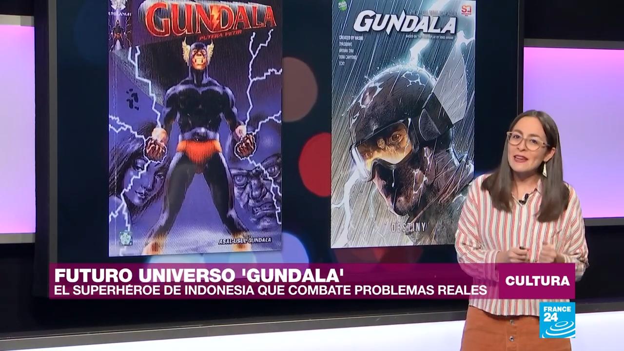 El género cómic en Indonesia volvió a la vida con el clásico 'Gundala', que hoy también es película y espera triunfar en Estados Unidos, que busca nuevos superhéroes.