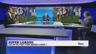 Le Débat de France 24 - lundi 19 avril 2021