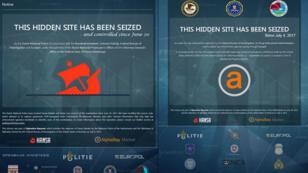 Alphabay était le premier e-vendeur de produits illégaux sur le darknet, et Hansa était le troisième.
