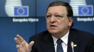 José Manuel Barroso a été le chef de l'exécutif européen de 2004 à 2014.