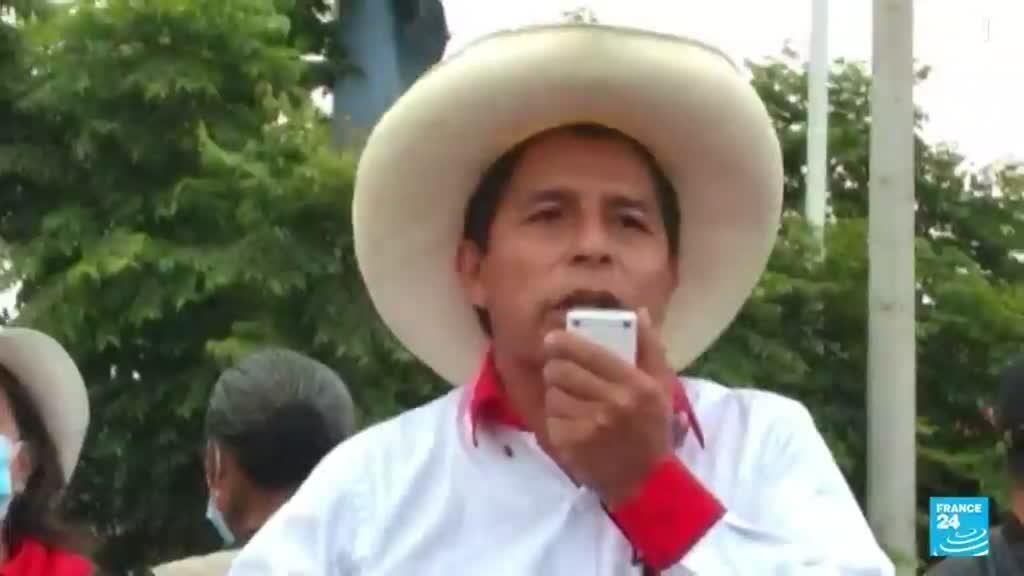 2021-07-27 22:05 Perú: los desafíos que enfrenta Pedro Castillo, nuevo presidente del país