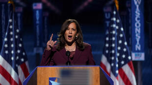 Kamala Harris DNC acceptance speech