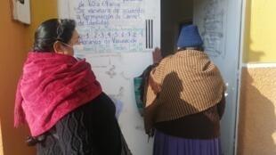 vacunas bolivia