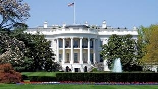 البيت الأبيض في العاصمة واشنطن