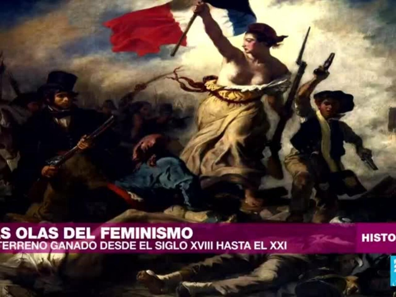 Así Han Sido Las Olas Del Feminismo Desde El Siglo Xviii Hasta La Actualidad Historia