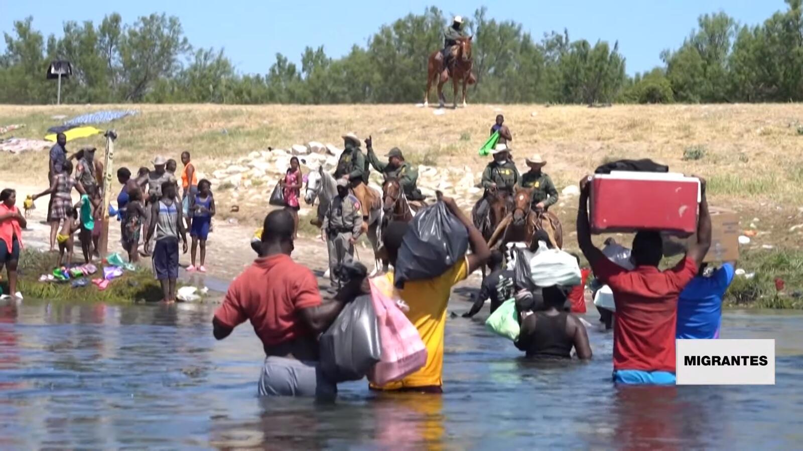 Migrantes - haitianos Estados Unidos