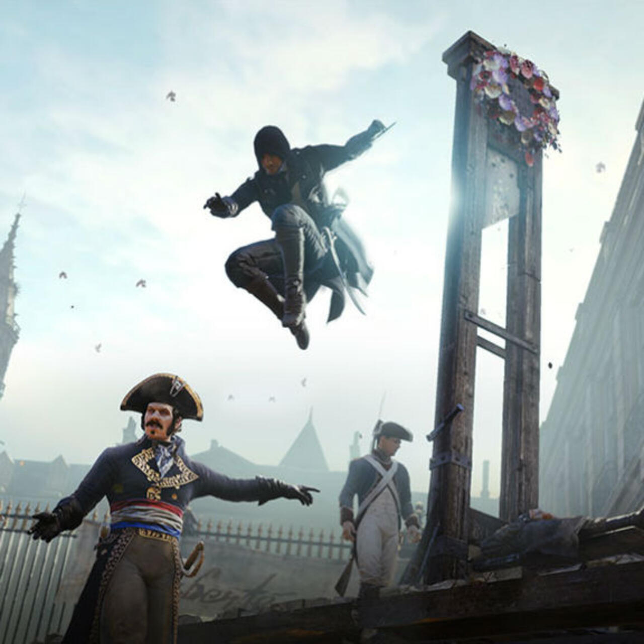 Assassin S Creed Makes Mockery Of French Revolution