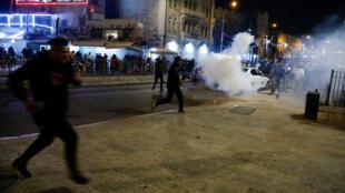 Jerusalem-clashes