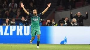 Spurs beat Ajax 3-2 in epic comeback to reach Champions