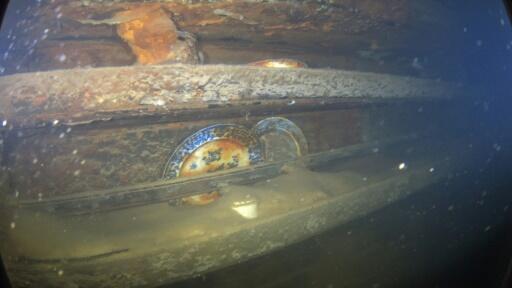 El naufragio del HMS Terror ofrece secretos de la expedición perdida en el Ártico (ENG)