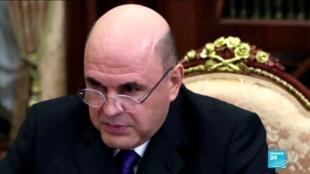 2020-01-15 17:30 Mikhail Mishustin, nouveau Premier ministre de Vladimir Poutine - RUSSIE