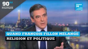 François Fillon est le candidat de la droite à la présidentielle de 2017.