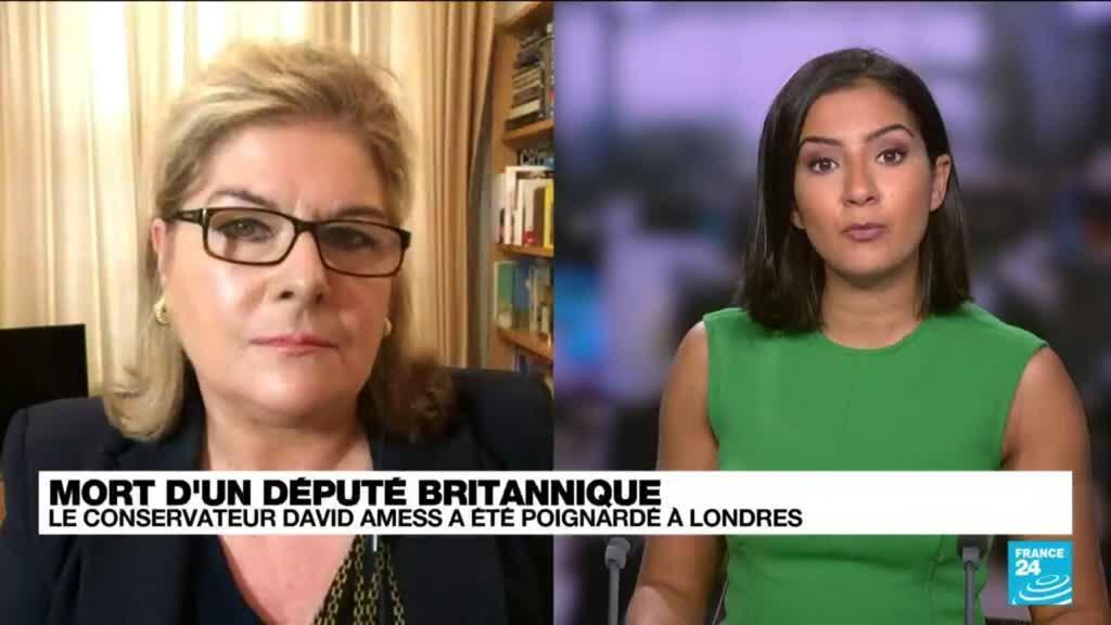 2021-10-15 16:39 Royaume-Uni : un député conservateur britannique poignardé à mort à Londres