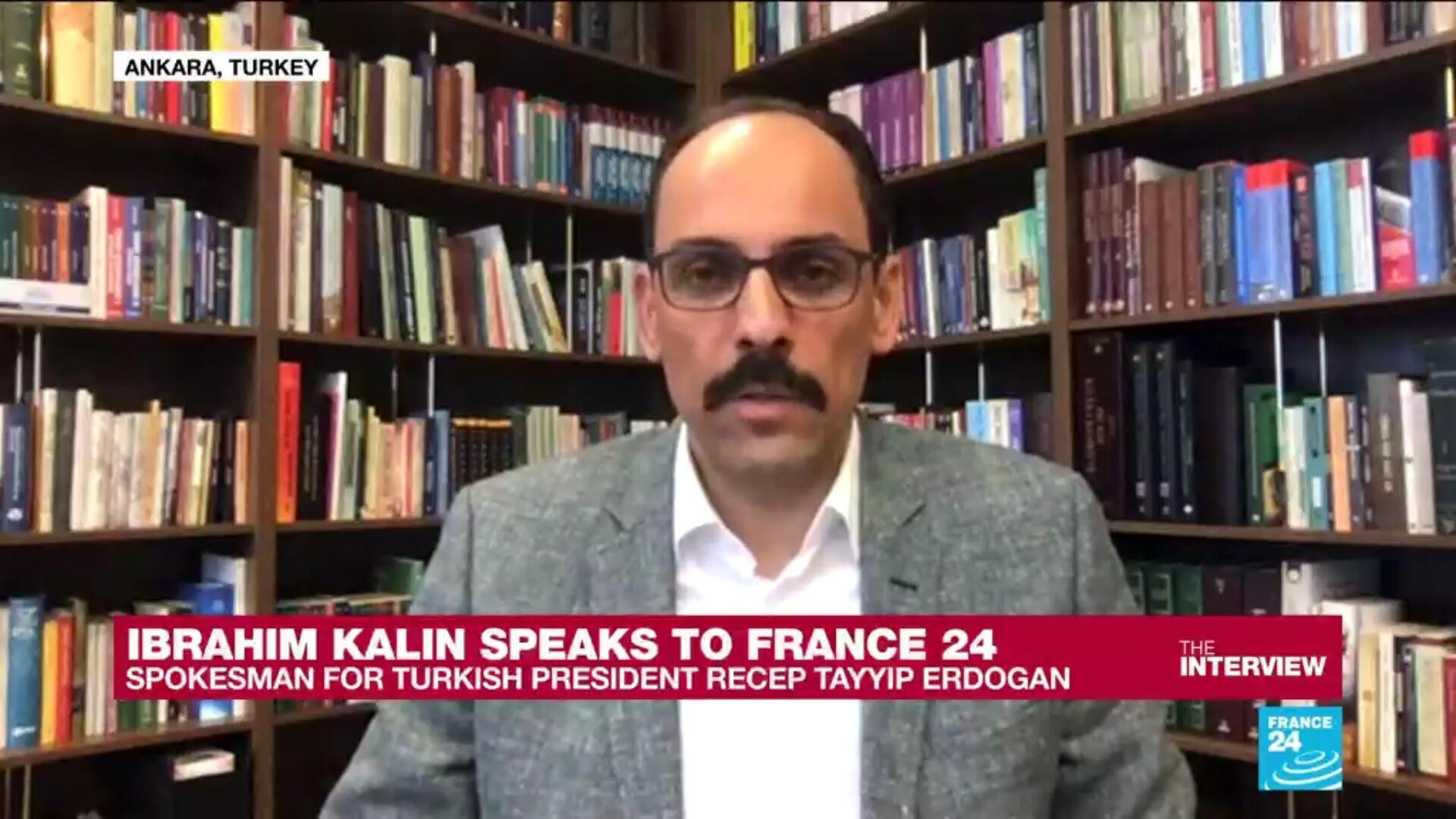 THE INTERVIEW KALIN OK