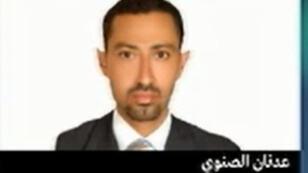 - عدنان الصنوي مراسل فرانس 24 في اليمن