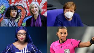 France 24 vous propose sa sélection des femmes de l'année.