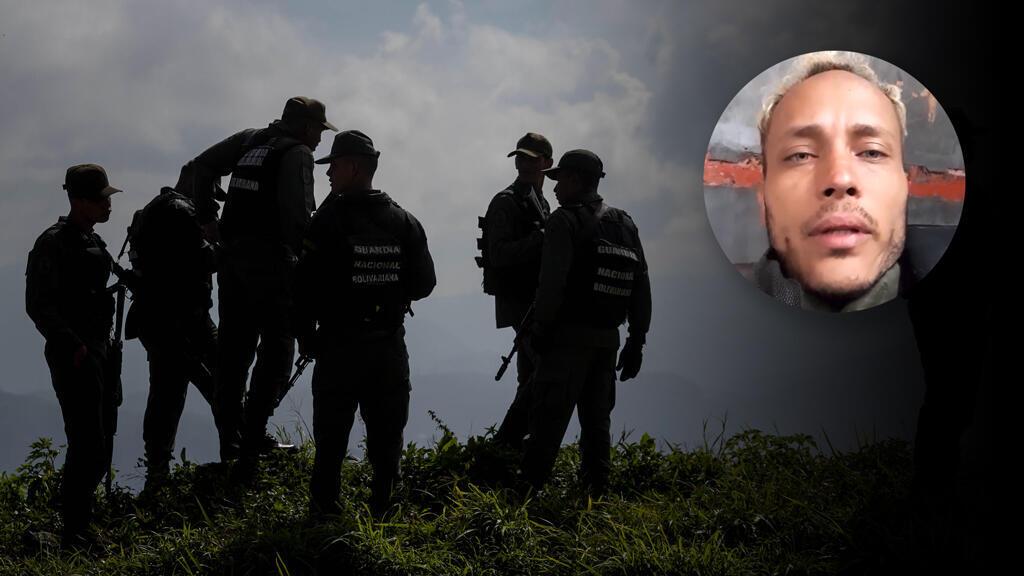 Fuerzas militares llevan a cabo un operativo el 15/01/2018 en Araguaney, Caracas, Venezuela, para desmantelar el grupo del policía rebelde venezolano Óscar Pérez. La operación dejó varios muertos y heridos, informó el Gobierno de Venezuela.