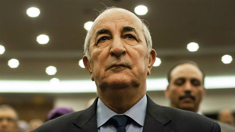 Le candidat à la présidentielle algérienne Abdelmadjid Tebboune accuse la France d'ingérence