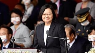 China has ramped up pressure on Taiwan since the election of Tsai Ing-wen as president, as she does not acknowledge Beijing's stance that the island is part of 'One China'