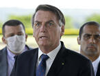 Bolsonaro questions number of Brazil coronavirus deaths