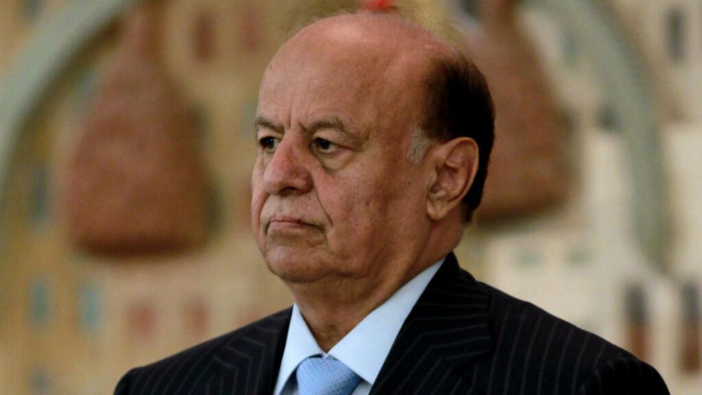 Le président du Yémen, Abd Rabbo Mansour Hadi.