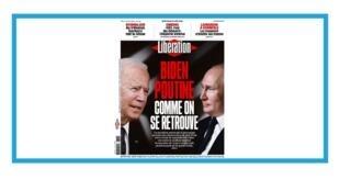 Première rencontre entre les présidents russe et américain à Genève