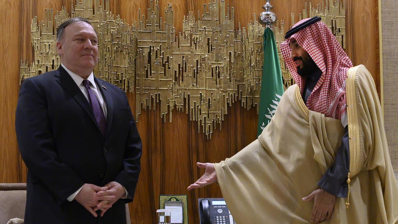 45 lawmakers urge US to boycott Saudi-hosted G20 - France 24