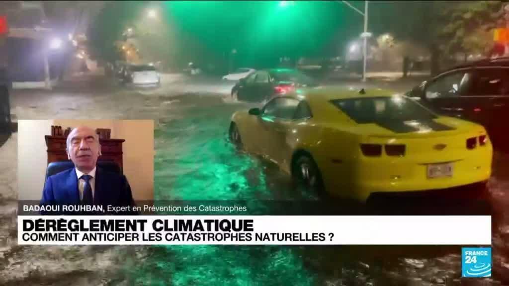 2021-09-03 14:08 Dérèglement climatique : comment anticiper les catastrophes naturelles ?
