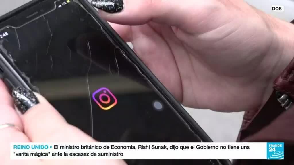 2021-10-05 01:10 Facebook, Instagram y WhatsApp dejaron de funcionar por varias horas, en una caída insólita