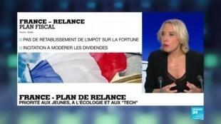 2020-07-14 18:06 Interview d'Emmanuel Macron : un plan de relance qui donne la priorité aux jeunes et à l'emploi