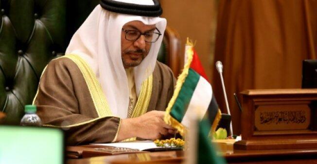 وزير الدولة للشؤون الخارجية بدولة الإمارات أنور قرقاش