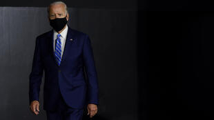 Joe Biden says he has started to receive intelligence briefings as the presumptive Democratic candidate for US president