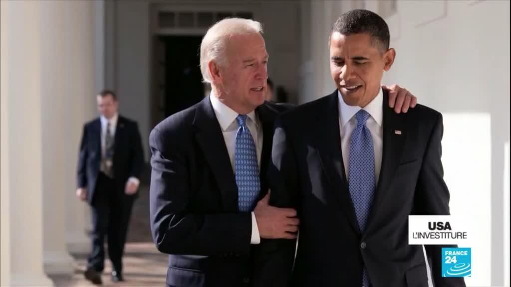 2021-01-20 20:05 Portrait : retour sur le parcours de Joe Biden, 46e président des Etats-Unis