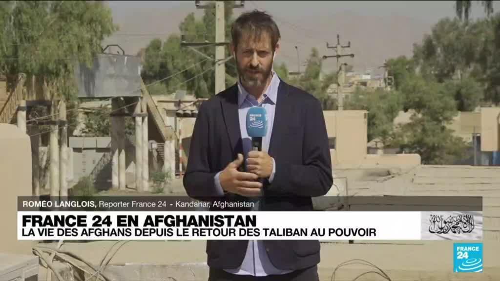 2021-10-06 08:09 Afghanistan : à Kandahar, fief historique des Taliban, les habitants se réjouissent de leur retour au pouvoir