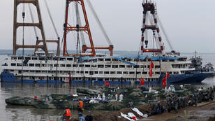 Les autorités assurent qu'il n'y a plus de survivant après le naufrage du 3 juin 2015.